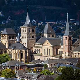 Свети Петър в Триер е най-старата катедрала в света