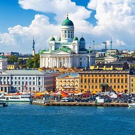 14 място: Хелзинки, Финландия