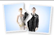 Разводите, при които жената е финансовата глава на семейството, са се увеличили.