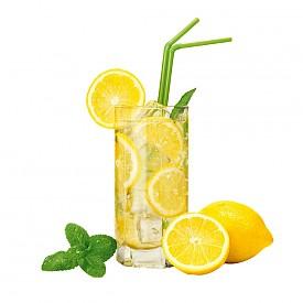 Освежете се: Но не с безалкохолна напитка! Много по-добър вариант е студената чаша вода с резенчета лимон, към която можете да добавите и мента. Така не само ще се почувствате по-добре, но и ще засилите метаболизма си.