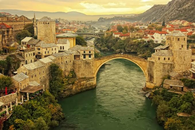 град Мостар