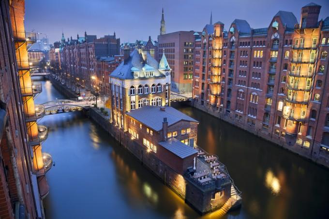 4. Хамбург, Германия