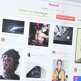 Pinterest вече дава антистрес съвети