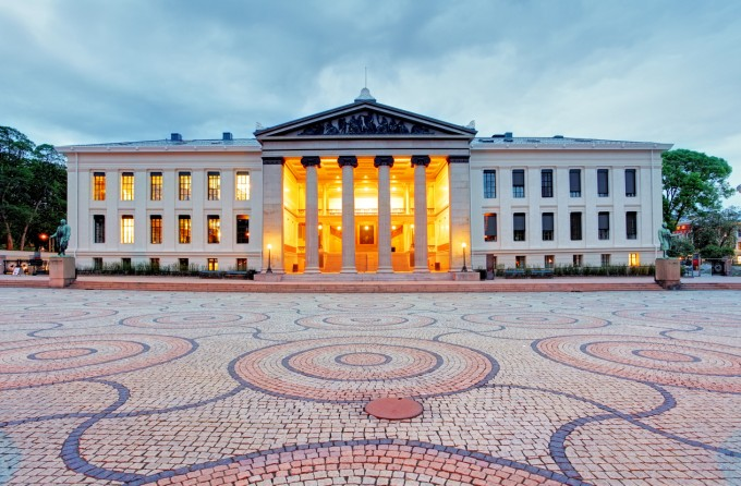 Университета на Осло