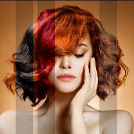 Кой е най-добрият цвят за вашата коса?
