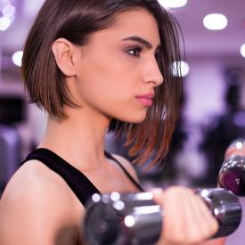 Наистина ли да носим грим във фитнеса е опасно за кожата ни?