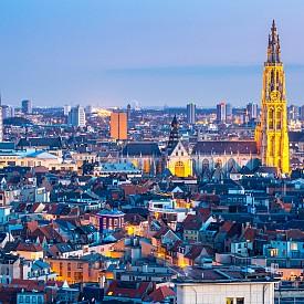 6. Антверпен, Белгия