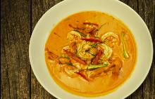 "Тайландска супа ""Том Ям"""