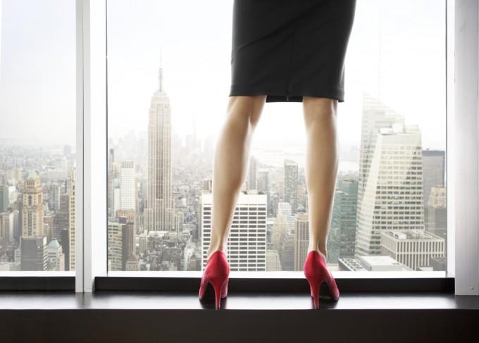 Жените в Ню Йорк - те могат да си го позволят!
