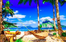 Остров Ел Нидо е един от най-красивите и евтини за почивка острови във Филипините