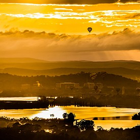 3. Канбера, Австралия