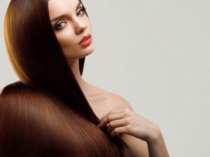 100% покритие и естествени, сияйни отблясъци на косата