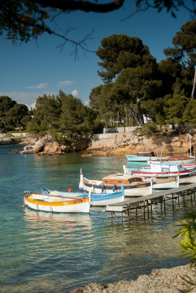 Районът на Ница предлага много еко-маршрути.