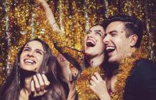 19 необикновени места, на които да посрещнете Новата година