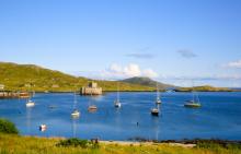 Тайните острови на Европа: Бара, Хебриди, Шотландия