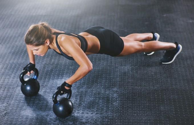 Ако искате да стегнете тялото, се нуждаете от силова тренировка.