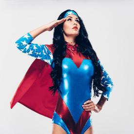 """Доста жени полагат екстра усилията да са """"супер""""."""
