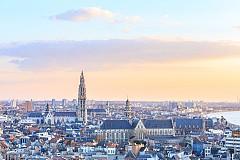 Неофициалната столица на белгийската област Фландрия: Антверпен