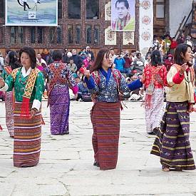 Храната в Бутан също е много вкусна. Традиционното за страната ястие е комбинация от ориз, червена или зелена чушка, сварени като яхния, и сирене.