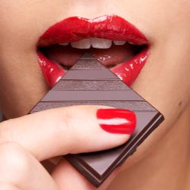 52% от жените предпочитат шоколада пред секса.