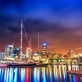 19 място: Оукланд, Нова Зеландия