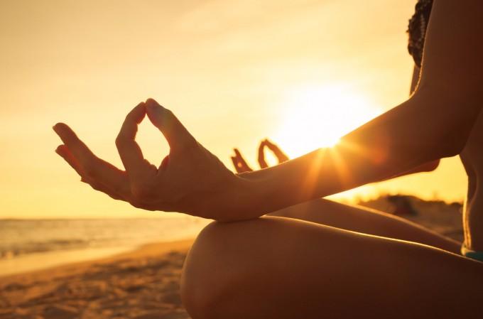 Медитацията повишава имунитета.