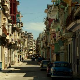 Хавана има уникална красота, която трудно се пресъздава чрез декори.