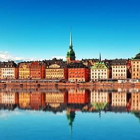 Старият град на Стокхолм
