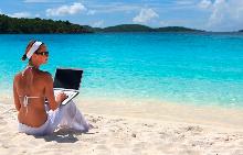 6 съвета как да се настроите да работите през лятото