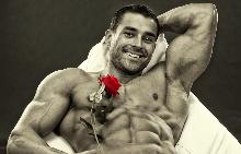 При тренирания мъж рискът да остане без дъх в най-важния момент е малък.
