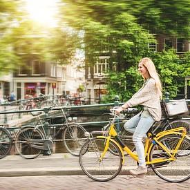 Няма по-добър начин да поддържате добра форма от велосипеда. А когато отивате и се връщате от работа с него, отслабването е задължително.
