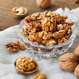 Вкусовете на зимата: паста с орехи