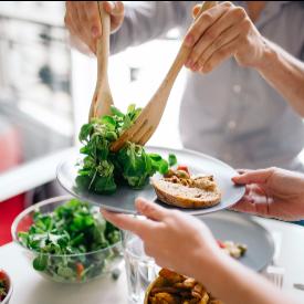 10 лесни правила да се храним по-леко