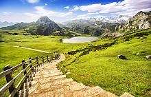 Национален парк Лос Пикос де Европа, Испания
