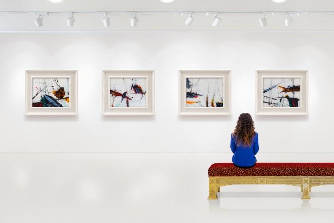 Пикасо, Андри Уорхол, Миро - изложени в Националната галерия