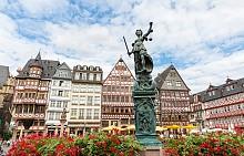 20 място: Франкфурт, Германия