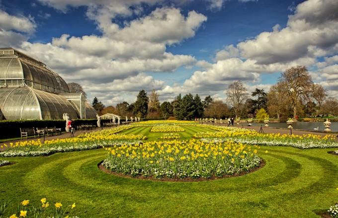 Кралските градини в Лондон