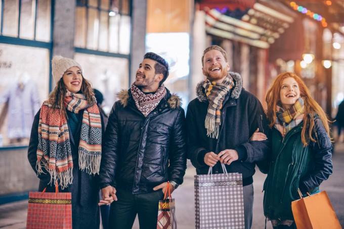 3 топ дестинации за коледен шопинг