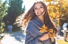 Как да се погрижим за сухата коса през есента?