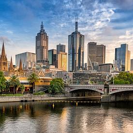 15 място: Мелбърн, Австралия