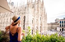 #GirlSquad дестинации в Европа: Милано