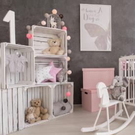 Как да изберете цветовете в интериора, за да расте детето ви здраво, спокойно и умно?
