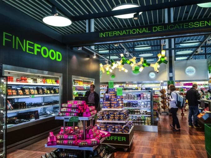 На летището в Копенхаген винаги можете да си купите...