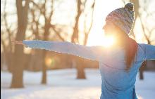 Може ли да се спортува на открито през зимата?