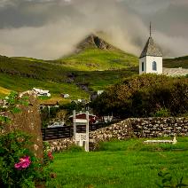 Красотата на Фарьорските острови