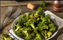 Не пропускайте да включите броколи в семейното меню!