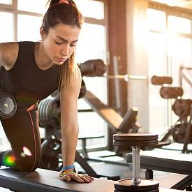 Типичните грешки на начинаещите във фитнеса