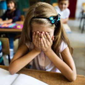 Училищната фобия не е въображаема