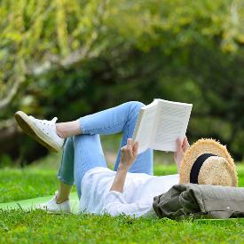 Какво да четете, ако сте на еко вълна