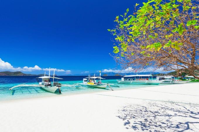 Остров Борокай, Филипини